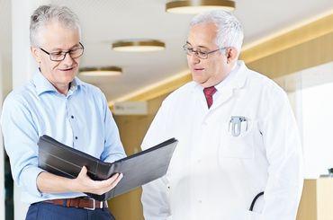 Dr. Andreas Kohli im Gespräch mit PD Dr. med. Alexander Imhof