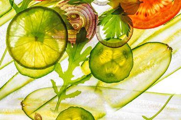 Verschiedenes Gemüse