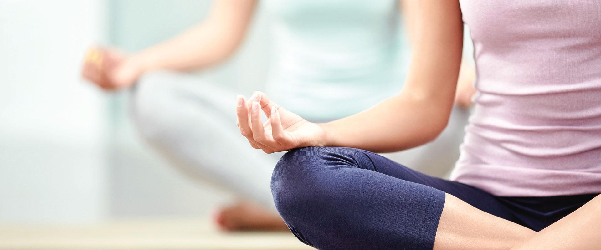 Bewegte Rückbildung nach Pilates und Yoga