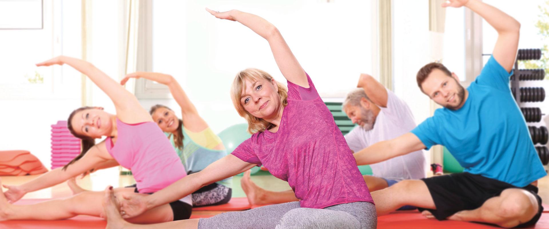 Pilates Gesundheit im Spital Langenthal