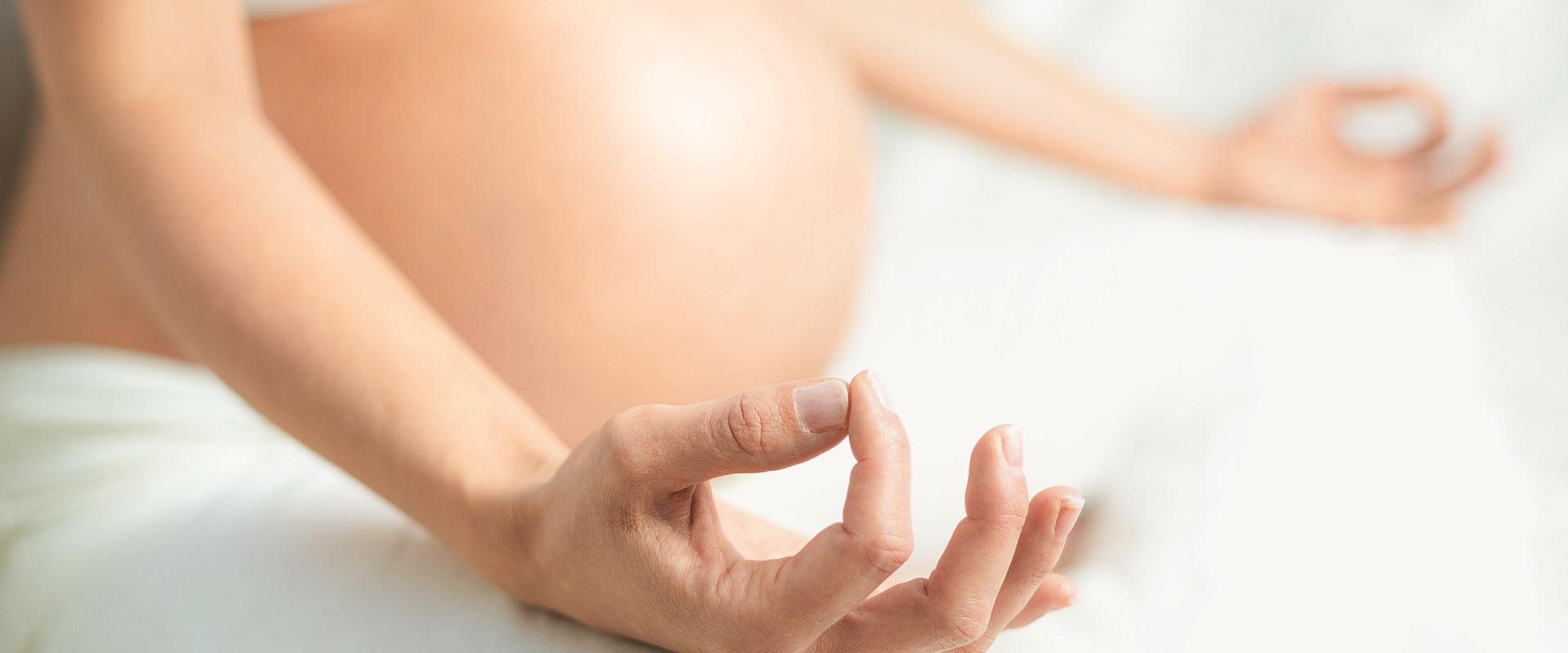 Bewegte Schwangerschaft nach Pilates und Yoga