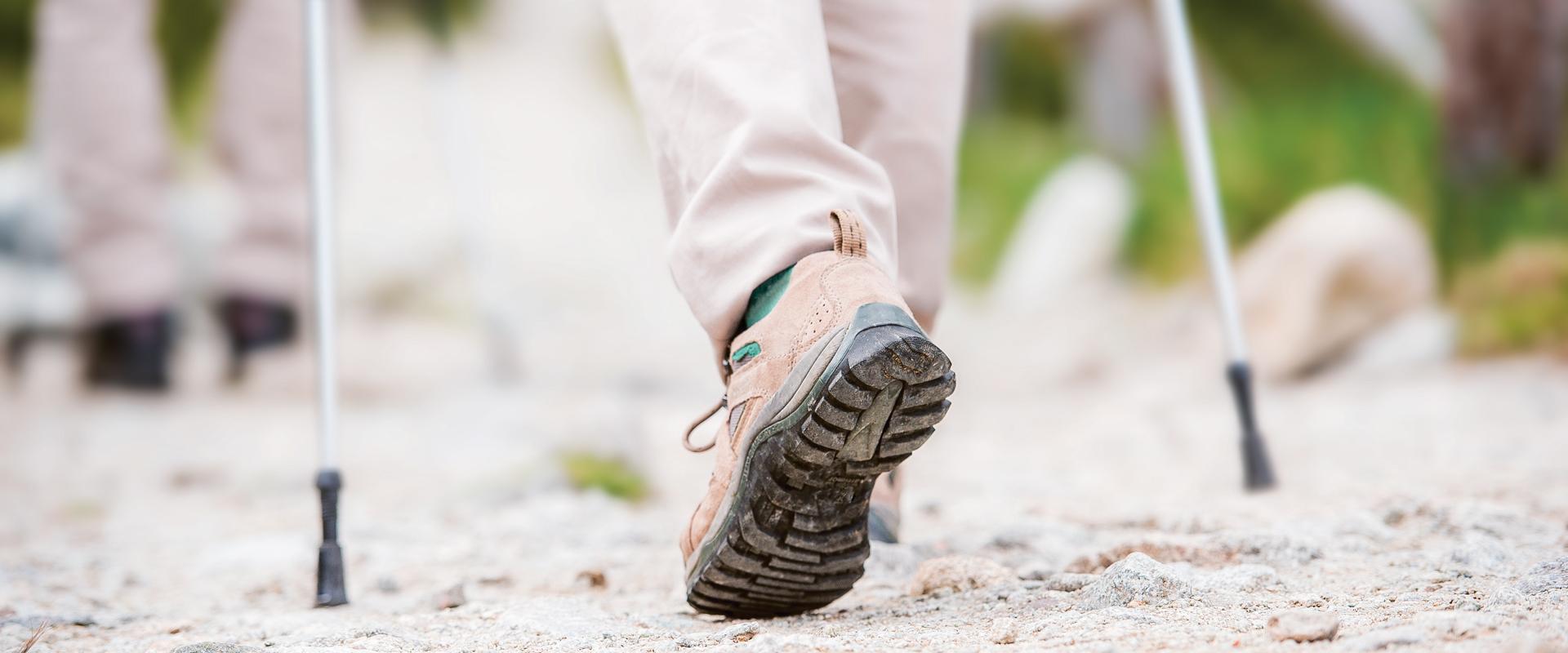 Nordic Walking Gesundheit