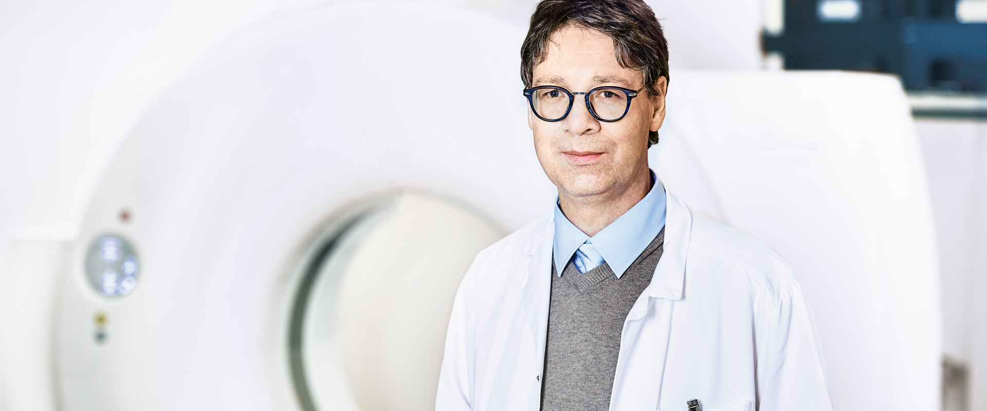 Dr. Philipp Kamm, Chefarzt Radiologie