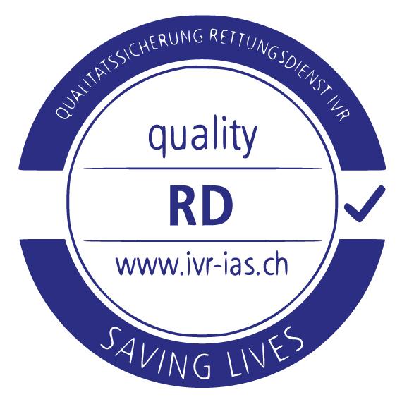 Logo Interverband Rettungswesen (IVR)