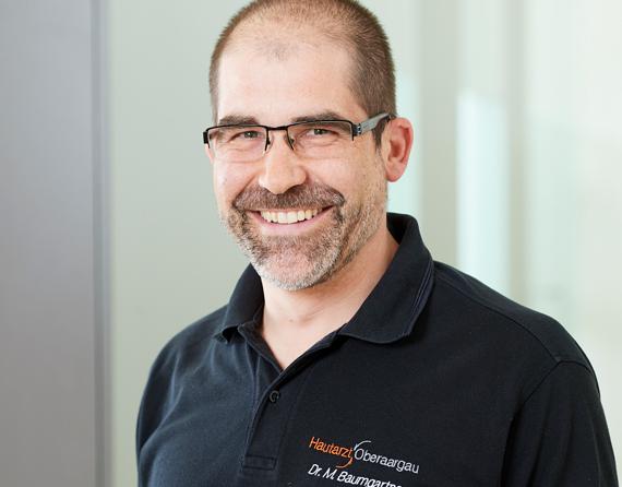 Hautarzt Dr. med. Marc Baumgartner