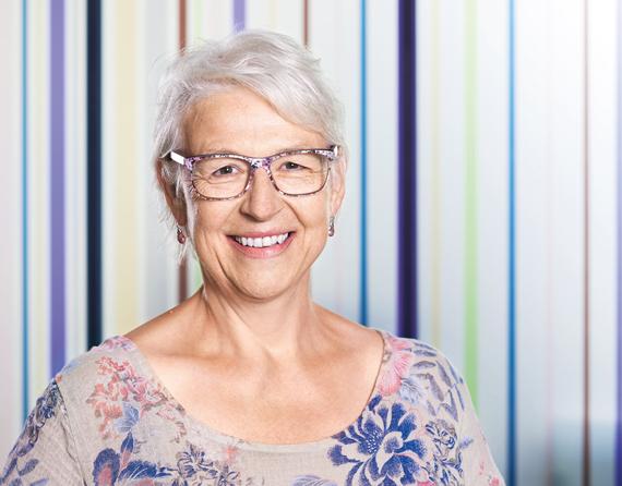 Ruth Erhard, Bereichsleiterin Frauenklinik