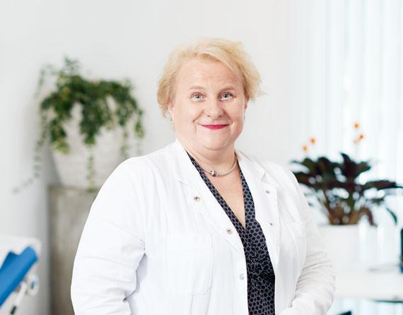 Dr. med. A. Steinmann, Hausaerztin