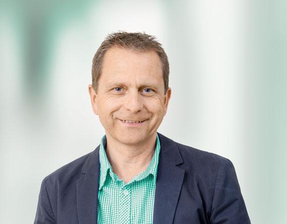 Dr. med. Urs Ulrich, Facharzt für Pneumologie