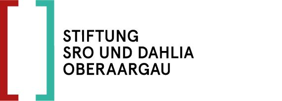 Logo Stiftung SRO und dahlia oberaargau