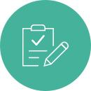 Icon fuer Checkliste